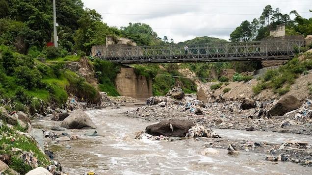 Las Vacas River, Guatemala